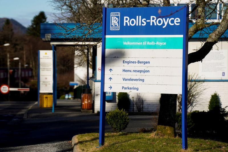 Rolls-Royce agrees sale of Norway's Bergen for $131 million