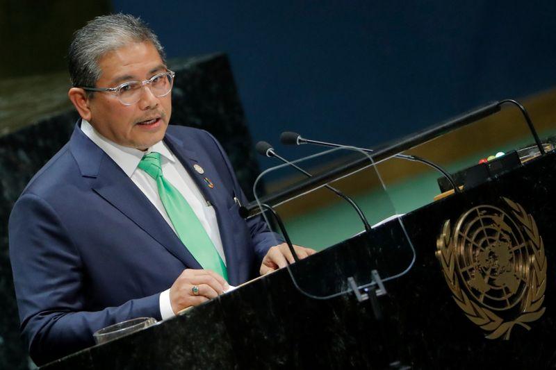 ASEAN appoints Brunei diplomat as envoy to Myanmar