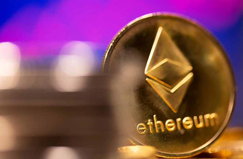 Ether falls 1% ahead of major upgrade to ethereum network