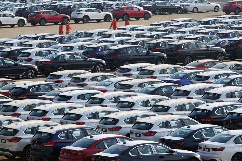 トヨタは増加、ホンダ・日産は約20%減少 7月中国自動車販売