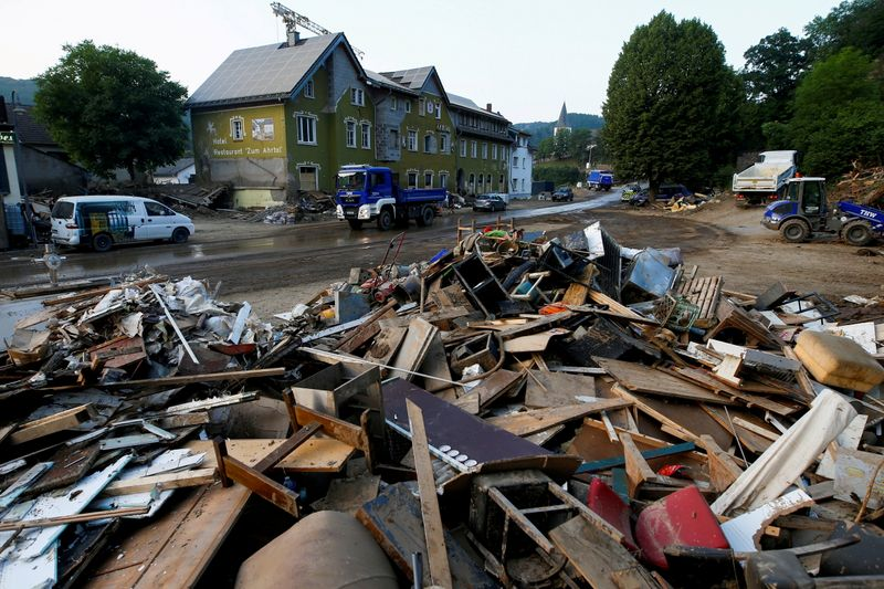 Germany plans insolvency waiver for flood disaster areas