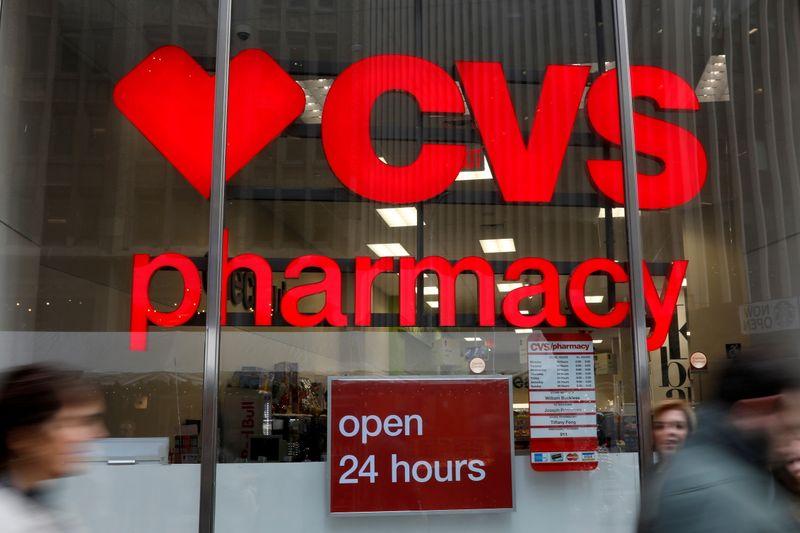 CVS Health raises 2021 earnings outlook after quarterly profit beat