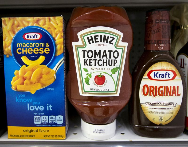 Kraft Heinz flags margin pressure from inflation, shares fall