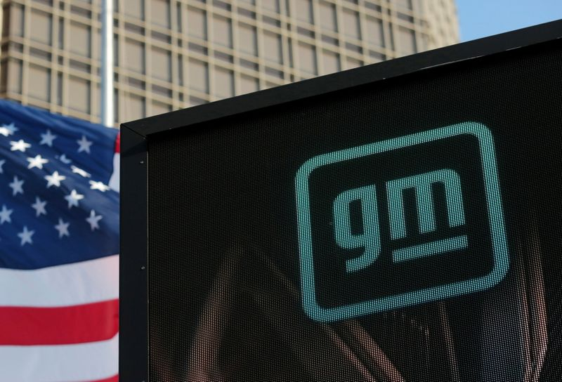 GM shares drop 7.8% despite record pre-tax profit, improved outlook