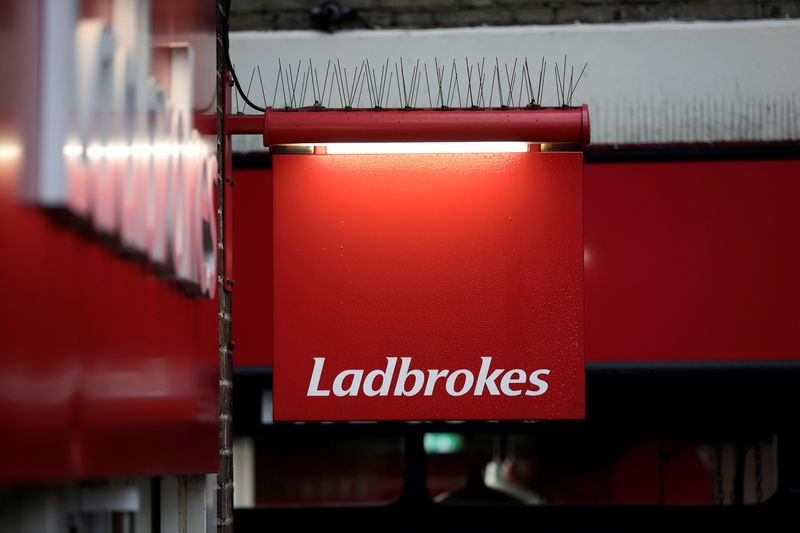 Ladbrokes owner shares hit record high as investors bet on new MGM bid