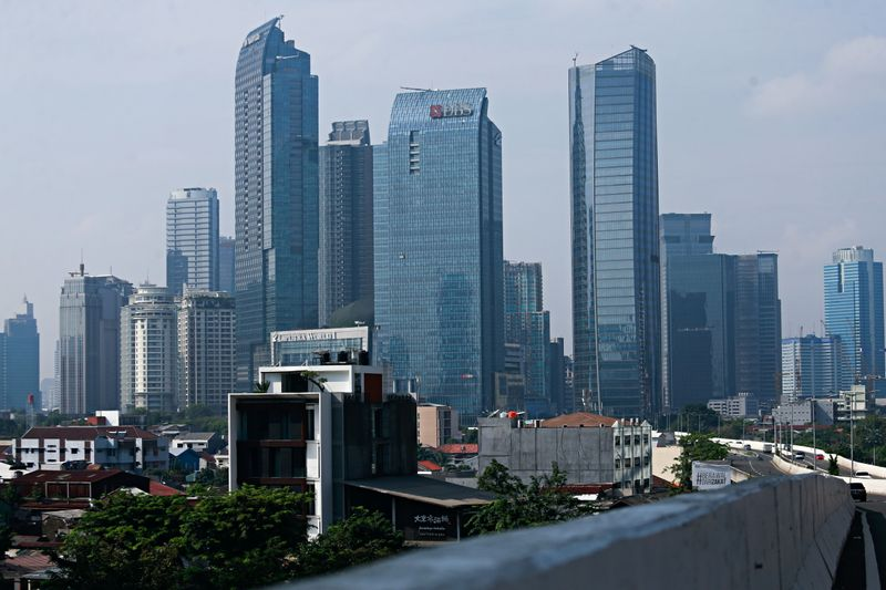 Indonesia exits recession with 7% GDP growth in Q2, but virus clouds recovery