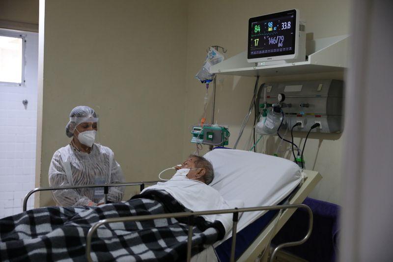 Coronavirus: Le bilan au Brésil dépasse les 20 millions d'infections