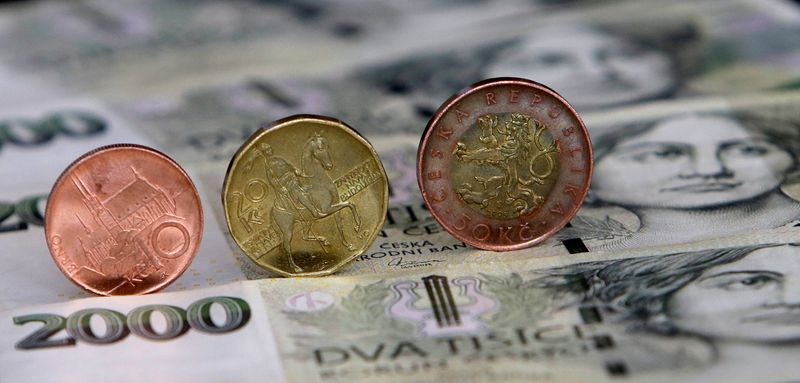 Crown, forint expected to firm as interest rates rise: Reuters poll