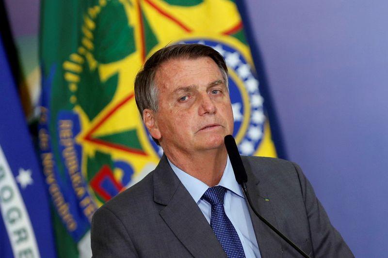Brazilian business leaders, in letter, rebuke Bolsonaro's 'authoritarian adventures'
