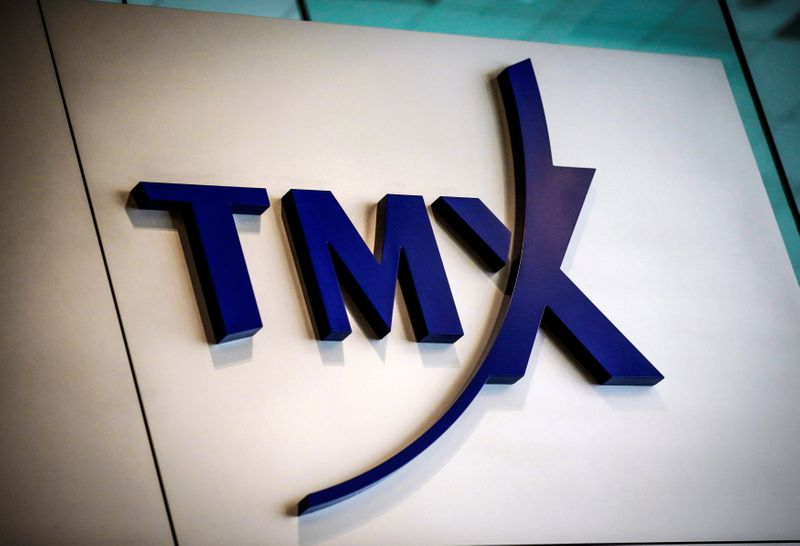 Canada's TMX shares surge to one-year high on better-than-expected profit