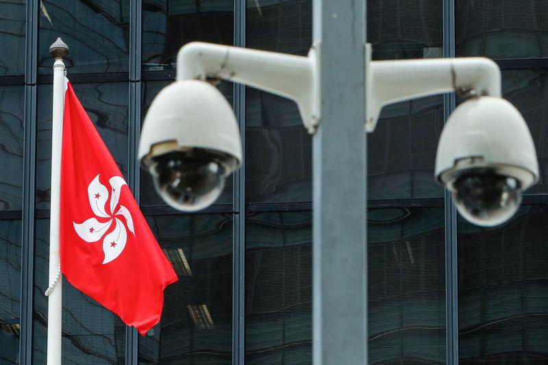 バイデン氏、香港市民の米滞在延長を容認 中国の弾圧巡り