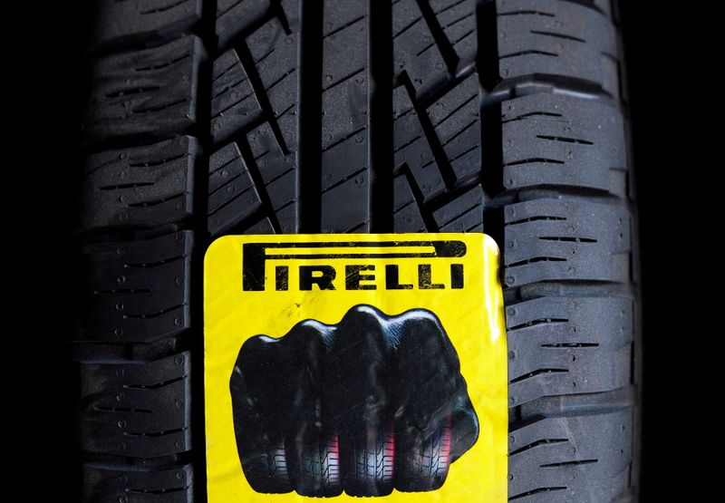 Italy's Pirelli ups FY guidance after Q2 EBIT beats estimates