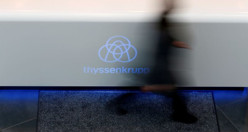 Thyssenkrupp sells infrastructure unit to German investment firm