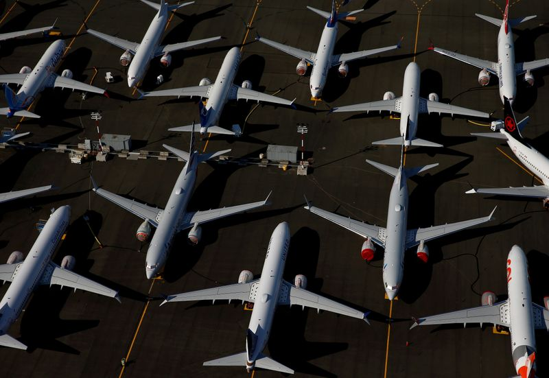 FAA issues directive on Boeing 737 NG, MAX planes over potential fire suppression issue