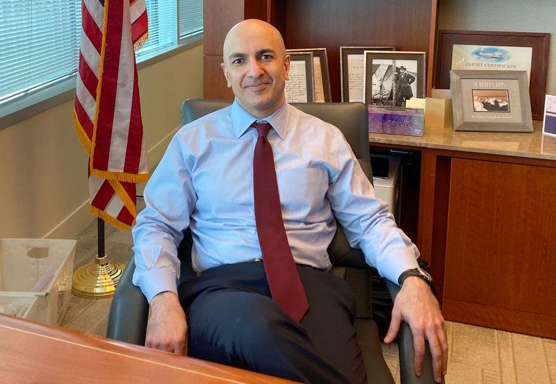 Fed's Kashkari: Delta may throw wrinkle into taper plan