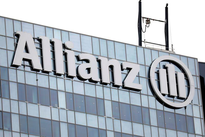 Allianz vede prospettive più rosee per 2021 dopo balzo 46% utile trim2