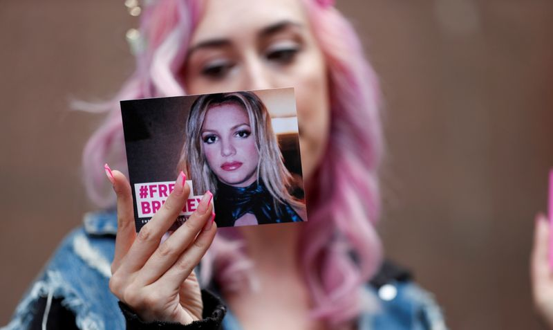 Britney Spears' guardians say still concerned about her mental health