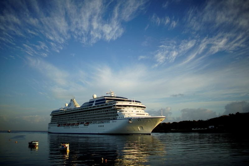 Norwegian Cruise says U.S. judge allows it to ask for passengers' vaccine proof By Reuters