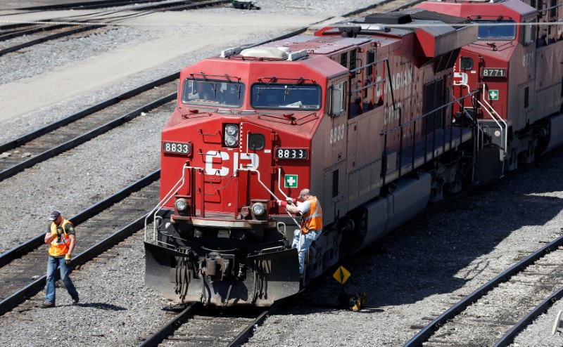 Canadian Pacific challenges Canadian National with $27 billion Kansas City Southern bid