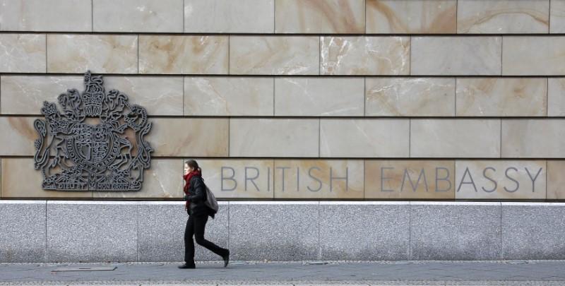 Allemagne: La police arrête un Britannique soupçonné d'espionnage pour la Russie