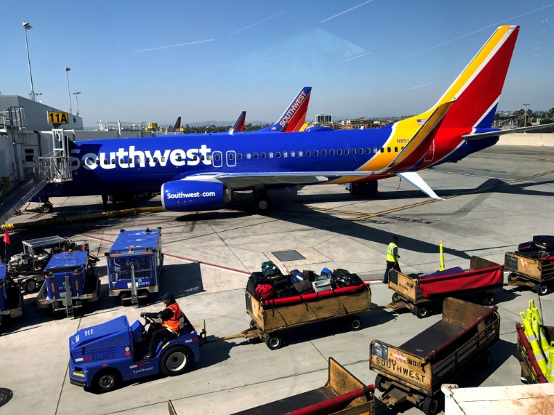 Southwest Airlines may not be profitable in third quarter due to Delta hit By Reuters