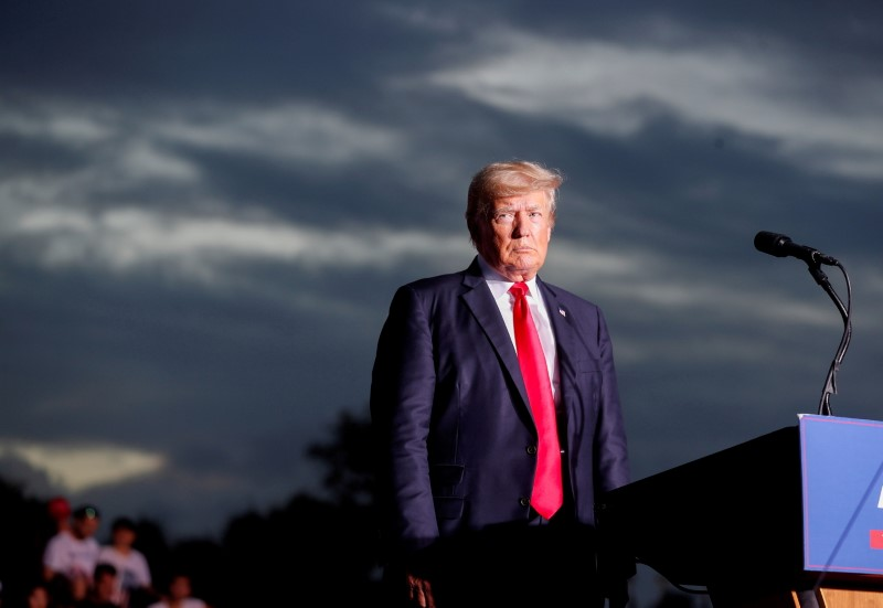 U.S. judge says some Trump records should be turned over to House panel