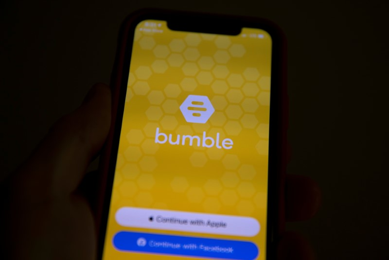 Bumble going strong as pandemic love endures Delta concerns By Reuters