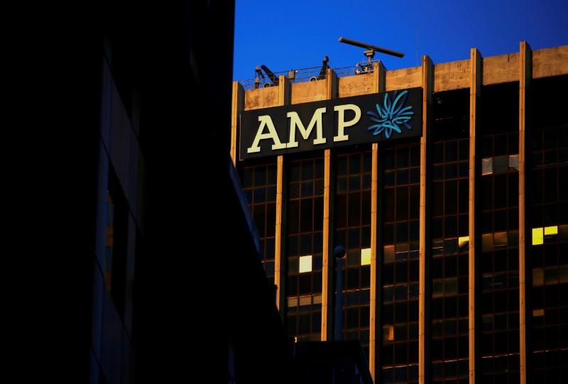 AMP reports drop in attributable profit, holds back dividend