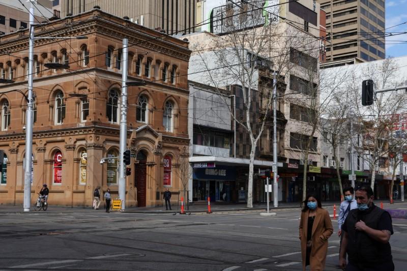 Sydney to tighten COVID-19 curbs, Australian capital to enter lockdown