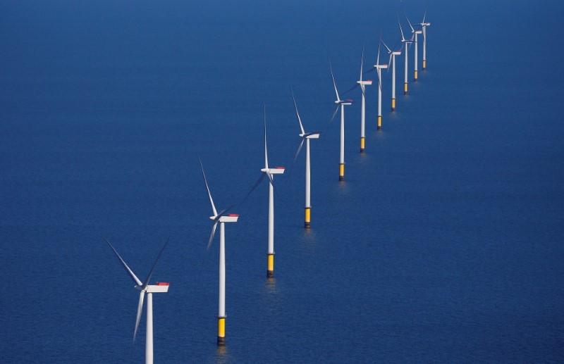 Los vientos más flojos frenan el progreso de las eólicas con instalaciones marinas