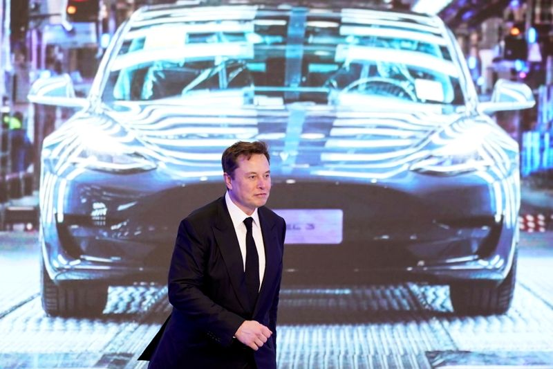 Tesla's Musk hopes to make first cars at Berlin plant in Oct