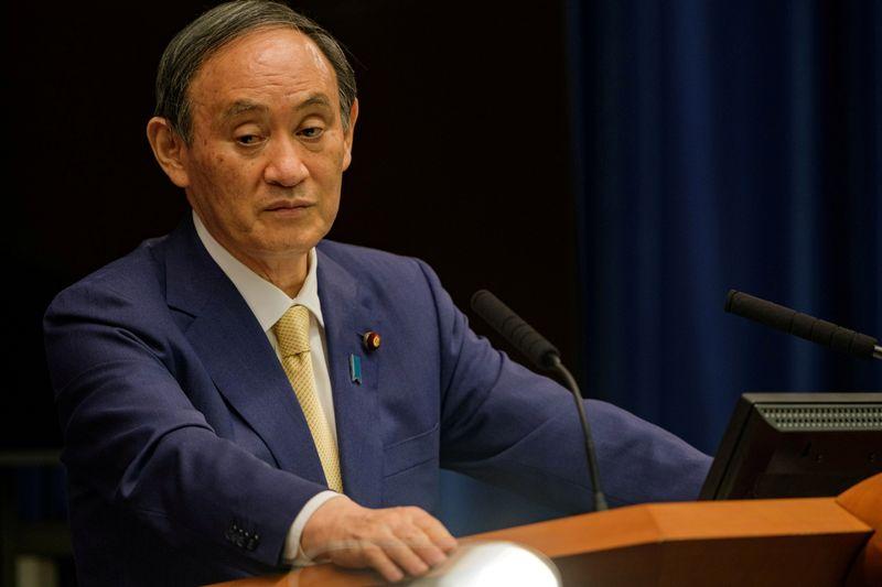 Premiê do Japão pede restrições de viagem devido a disparada da Covid-19 antes da Paralimpíada