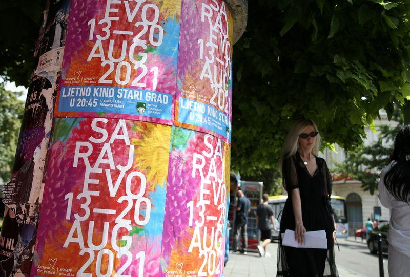 Festival de Sarajevo exibirá filmes sobre a pandemia de coronavírus