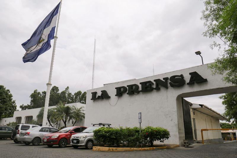 Polícia da Nicarágua faz operação no jornal La Prensa e acusa diretores de fraude