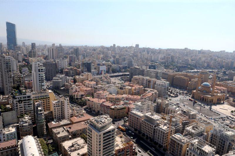 Nobody's running Lebanon, central bank boss says