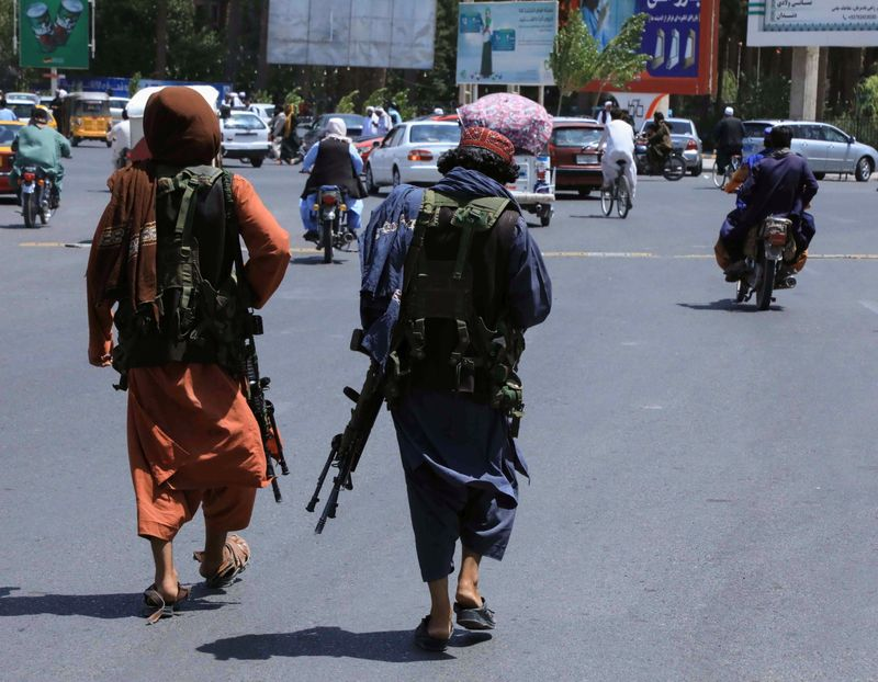 Chaos, death at Kabul airport as Biden defends withdrawal from Afghanistan