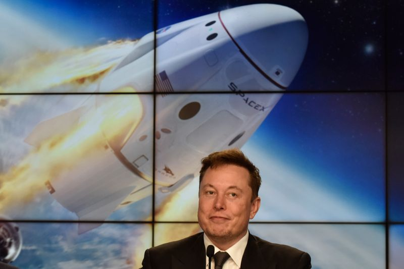 Musk says Starship orbital stack to be ready for flight in few weeks By Reuters