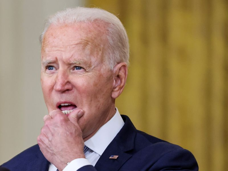 Biden diz não se arrepender da decisão de retirar tropas dos EUA do Afeganistão