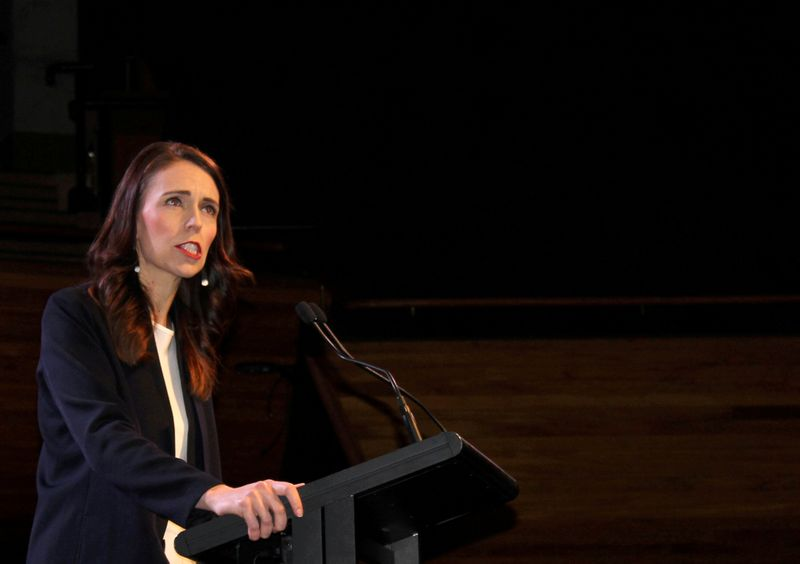 New Zealand's Ardern locks down nation over single COVID-19 case