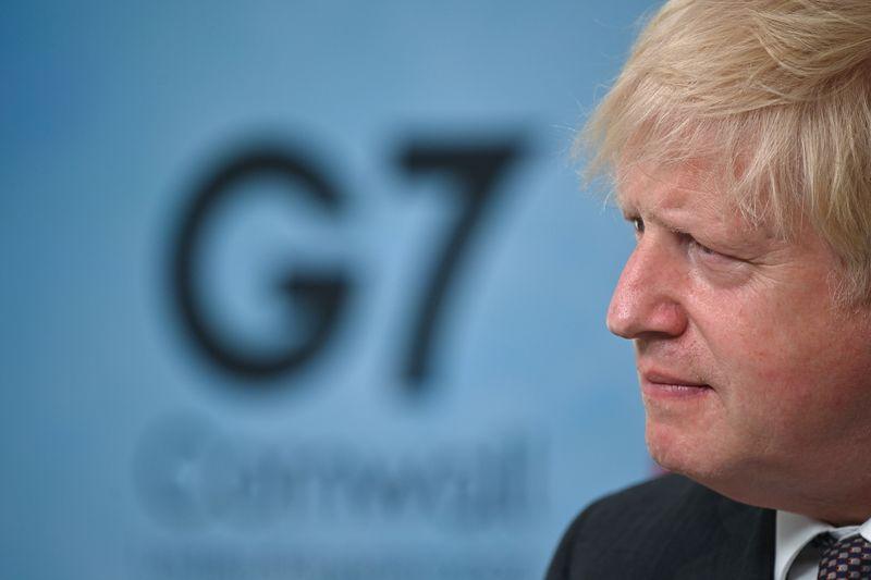 Grande-Bretagne: Boris Johnson veut discuter de l'Afghanistan avec le G7