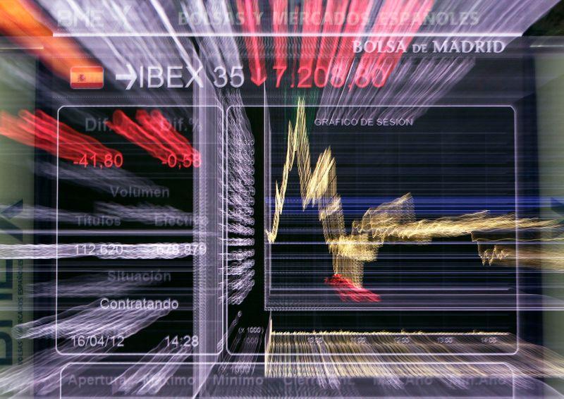 Bolsa de Madrid cierra a la baja, datos de EEUU no contrarrestan presiones por variante delta y Afganistán