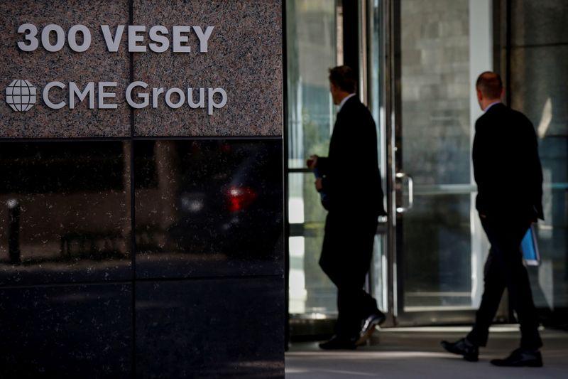 CME denies media report of $16 billion takeover bid for rival Cboe