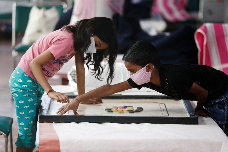 Estados da Índia se preparam para nova onda de Covid com foco nas crianças