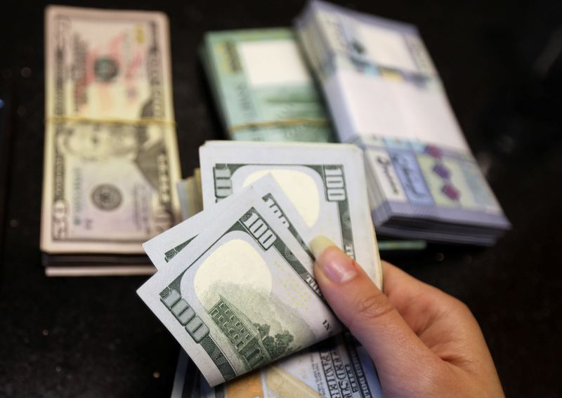 Dollar hits new 9-1/2 month high as FX traders seek safety