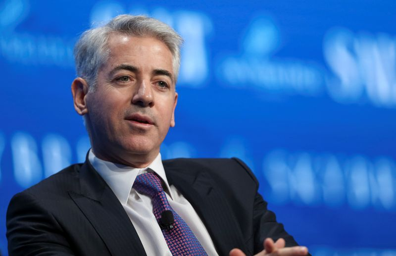 Ackman seeks SPAC relaunch to fix lawsuit's 'harm'