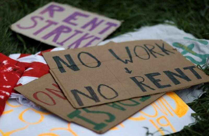 Appeals court rejects latest bid to halt U.S. eviction moratorium