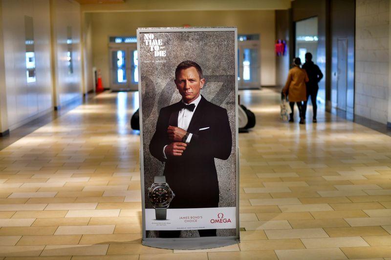 Lançamento de novo filme de 007 é confirmado para setembro
