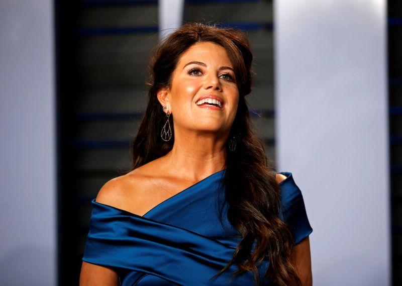 'Impeachment' star says series aimed to 'redeem' Monica Lewinsky