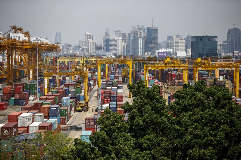 Thailand's July exports beat forecast, but virus looms