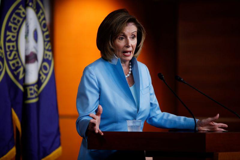 U.S. House Democrats in talks ahead of possible vote on Biden spending plan